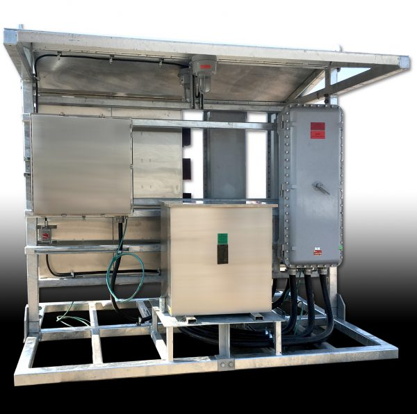 EHT Skid Packages Vertically Integrated Package