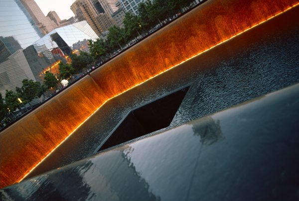Beyond the Product: World Trade Centre Complex Memorial Pools