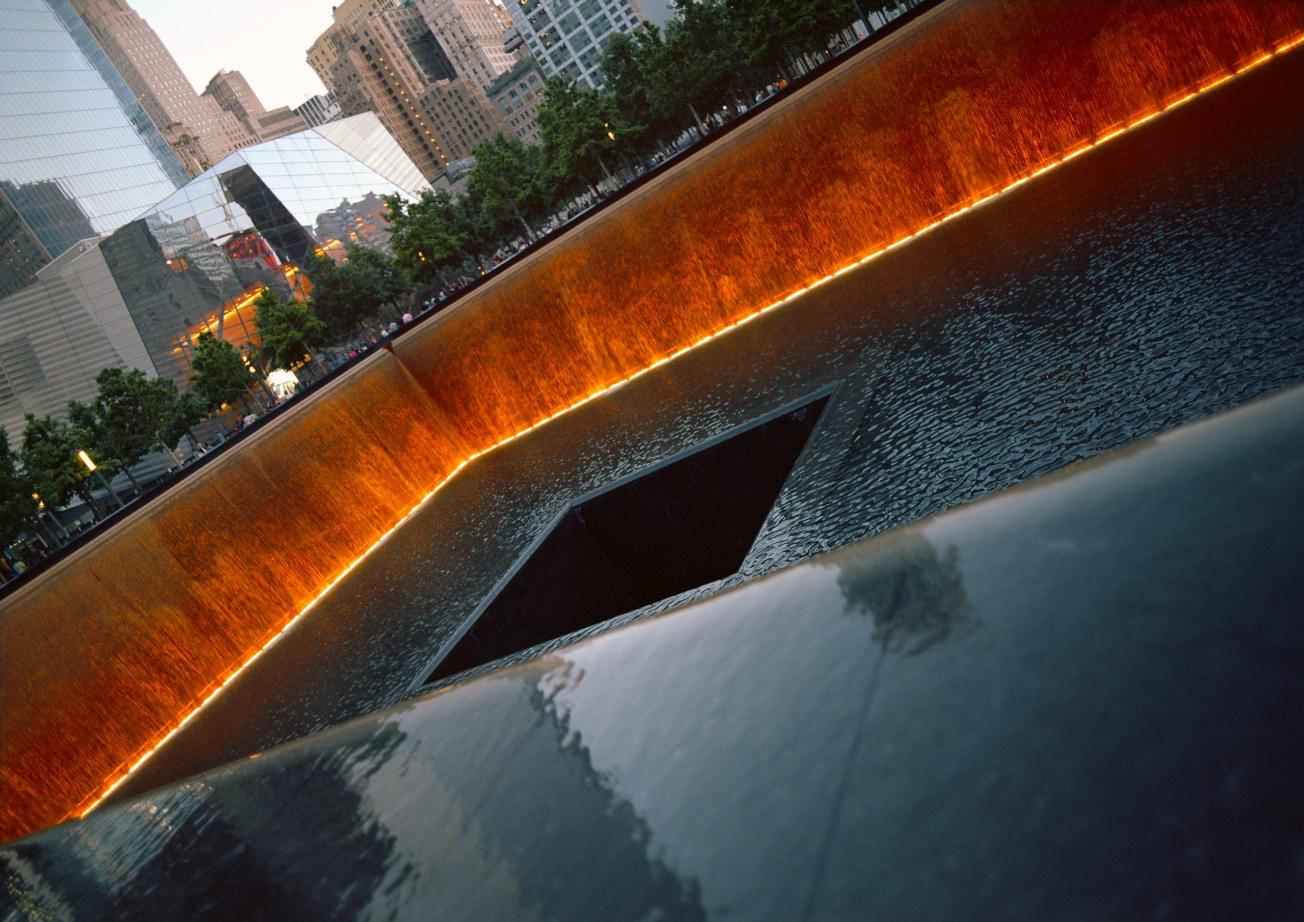 World Trade Centre Complex Memorial Pools